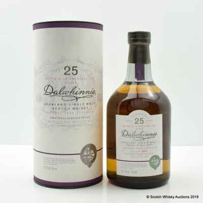 Dalwhinnie 1987 25 Year Old