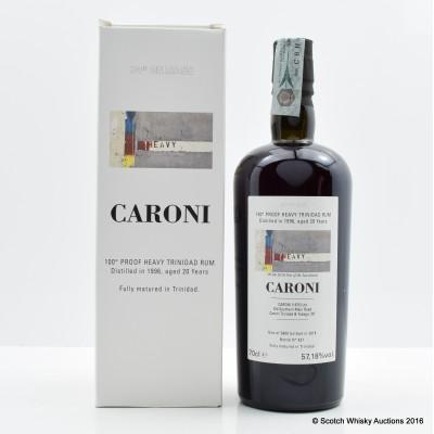 Caroni 1996 20 Year Old 34th Release