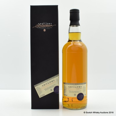 Bowmore 1995 16 Year Old Adelphi