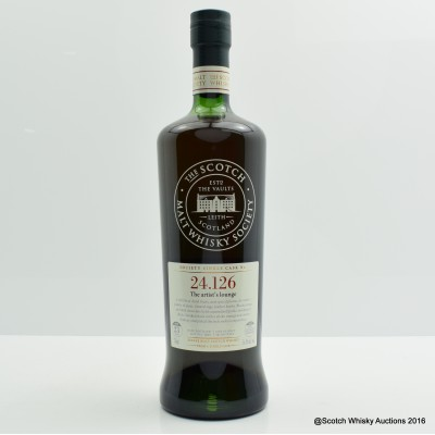 SMWS 24.126 Macallan 1990 23 Year Old 75cl