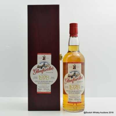 Glenfarclas 1978 Cask Strength