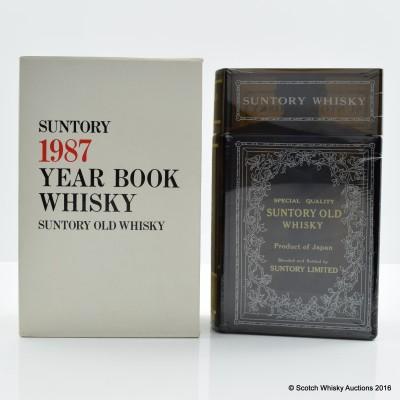 Suntory 1987 Year Book 66cl