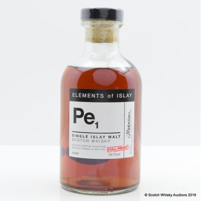 Elements Of Islay Pe1 50cl