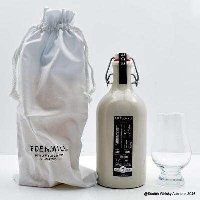 Eden Mill Spirit Drink for St Andrews Day 2014 & Glass
