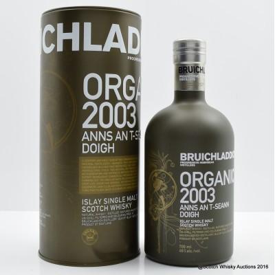 Bruichladdich 2003 Organic