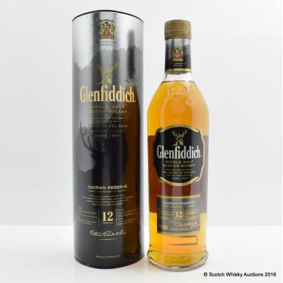 Glenfiddich Caoran Reserve 12 Year Old