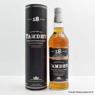 Tamdhu 18 Year Old Old Style