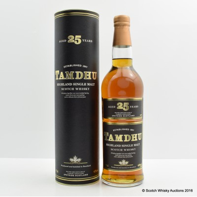 Tamdhu 25 Year Old Old Style
