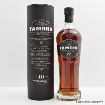 Tamdhu 10 Year Old Limited Edition