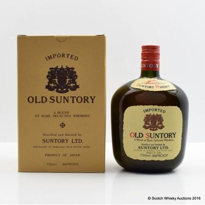 Suntory Old 75cl
