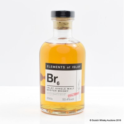 Elements Of Islay Br6 50cl