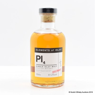 Elements Of Islay Pl4 50cl
