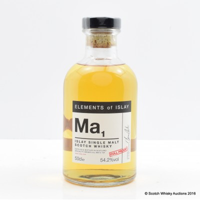 Elements Of Islay Ma1 50cl
