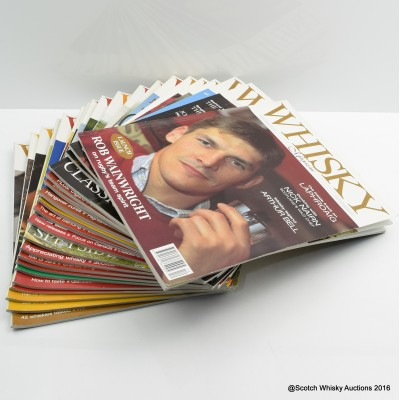 Whisky Magazine Issues 1 - 20