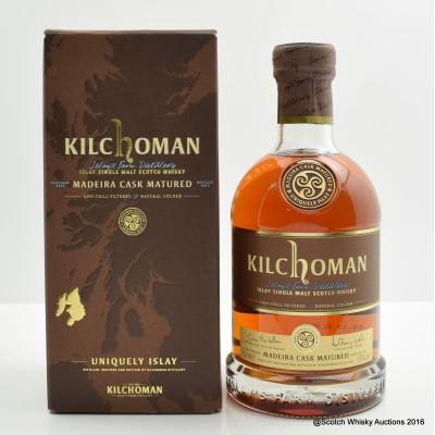 Kilchoman 2011 Madeira Cask