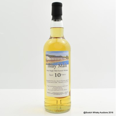 Islay 2005 10 Year Old Whisky Broker