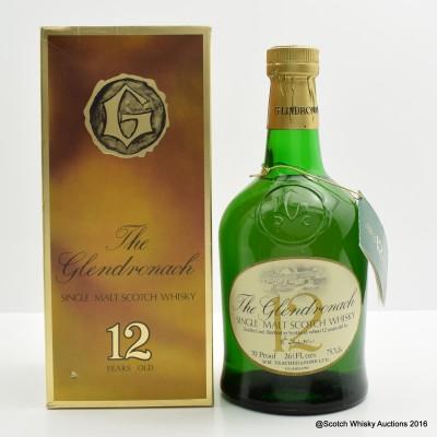 GlenDronach 12 Year Old Old Style 26 2/3 Fl Oz