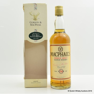 Macphail's 50 Year Old