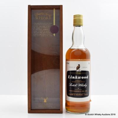 Linkwood 1946 Gordon & Macphail