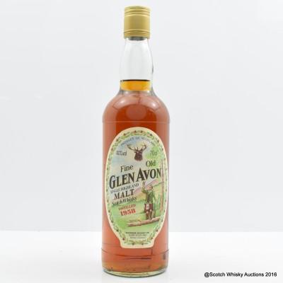 Glen Avon 1958