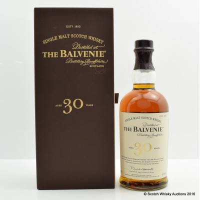 Balvenie 30 Year Old