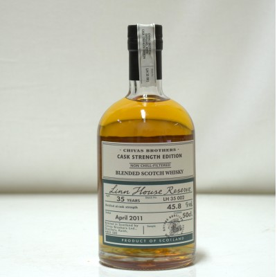 Linn House Reserve 35 Year Old 50cl