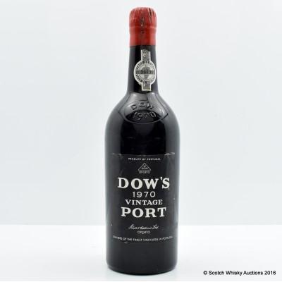 Dow's 1970 Vintage Port