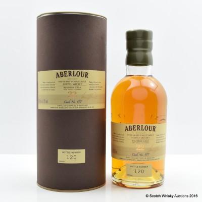 Aberlour 22 Year Old Bourbon Cask