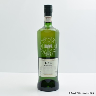 SMWS G3.4 Caledonian 1984 27 Year Old
