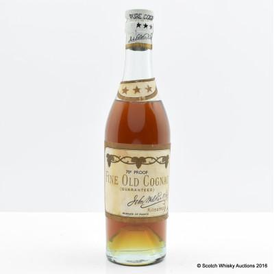 John Walker & Sons Fine Old Cognac