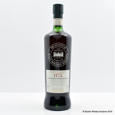 SMWS 117.5 Cooley Unpeated 1991 22 Year Old