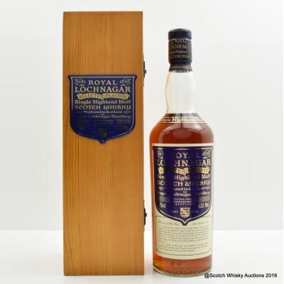 Royal Lochnagar Select Reserve 75cl