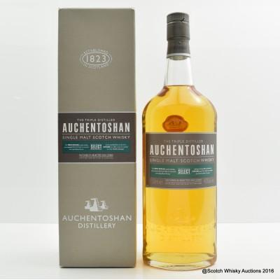 Auchentoshan Select 1L