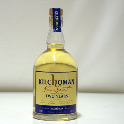 Kilchoman 2 Year Old New Spirit