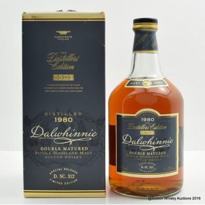 Dalwhinnie Distillers Edition 1980 1L
