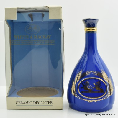 Whyte & Mackay Coronation Decanter 75cl