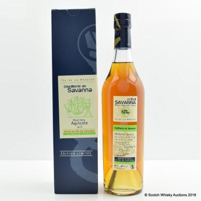 Savanna 2002 6 Year Old Cognac Calvados Finish 50cl