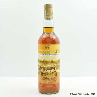 Caroni 1997 15 Year Old The Whisky Agency