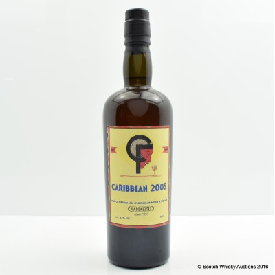 Caribbean Rum 2005 Samaroli