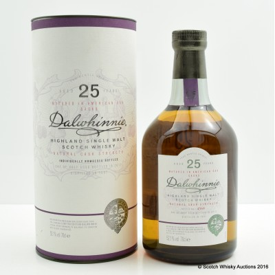 Dalwhinnie 1987 25 Year Old