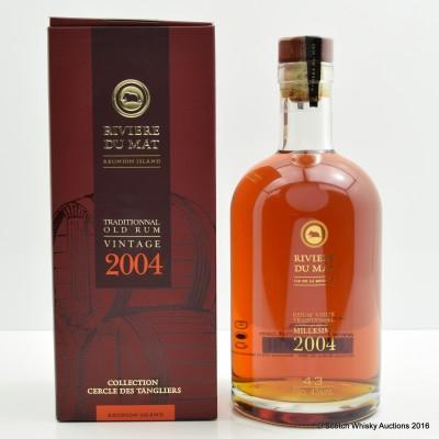 Riviere Du Mat 2004 Rum