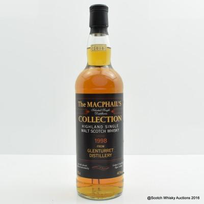 Glenturret 1998 Gordon & MacPhail