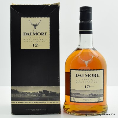 Dalmore 12 Year Old Old Style