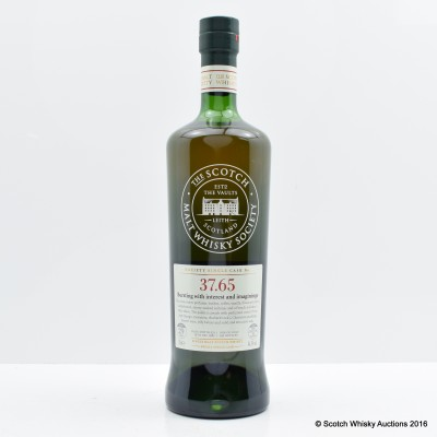 SMWS 37.65 Cragganmore 1985 29 Year Old