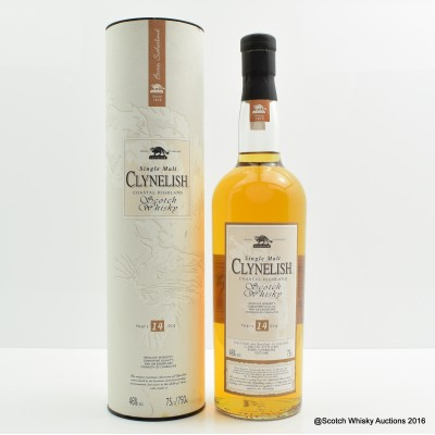Clynelish 14 Year Old 75cl