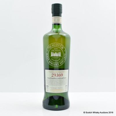 SMWS 29.169 Laphroaig 1995 20 Year Old