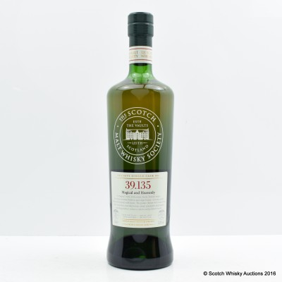 SMWS 39.135 Linkwood 1990 26 Year Old