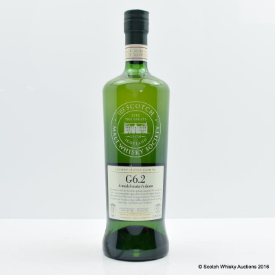 SMWS G6.2 Port Dundas 1993 18 Year Old 75cl