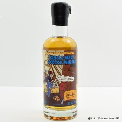 Boutique-y Whisky Co Springbank Batch #2 50cl