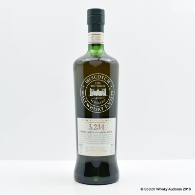 SMWS 3.234 Bowmore 1997 16 Year Old